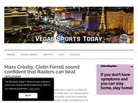 Las Vegas Sports Today