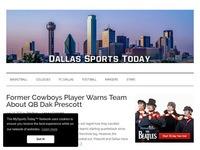 Dallas Sports Today