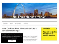 Saint Louis Sports Today