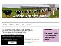Wisconsin Sports Today