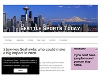 Seattle Sports Today
