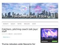 Toronto Sports Today