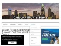 Carolina Sports Today