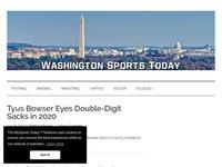 Washington Sports Today