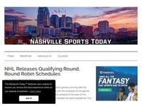 Nashville Sports Today