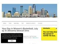 Minnesota Sports Today