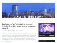 Denver Sports Today