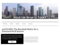 Houston Sports Today