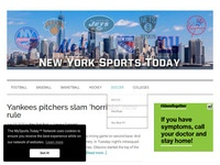 New York Sports Today