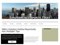 San Francisco Sports Today