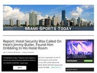 Miami Sports Today