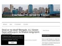 Cincinnati Sports Today
