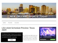 New Orleans Sports Today